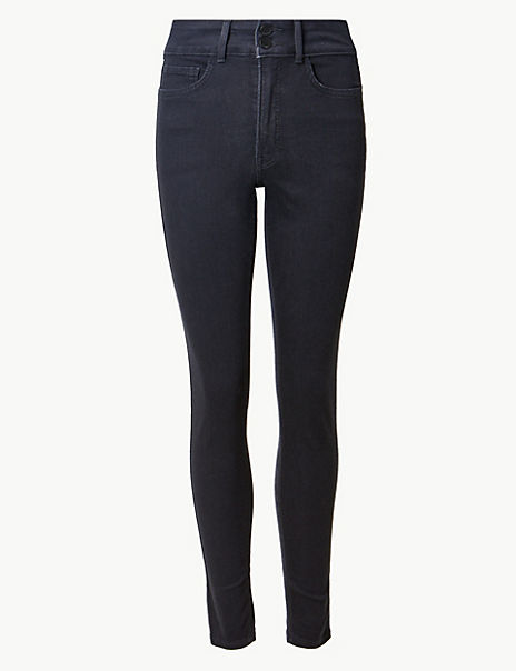 Sculpt & Slim High Waist Skinny Jeans