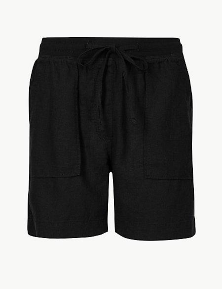 Linen Rich Chino Shorts