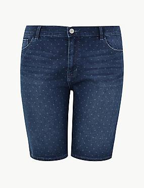 Geruite Korte Broek Dames.Korte Broeken Shorts En Rokken Marks And Spencer Nl