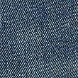 Short en jean taille haute, INDIGO FONCÉ, swatch