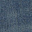 Pantalón corto denim de cintura alta, AÑIL OSCURO, swatch