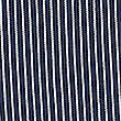 Short chino en coton à rayures, RAYURES BLEU MARINE, swatch