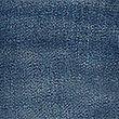 7/8-jeans met hoge taille en rechte pijpen, MEDIUM INDIGO, swatch