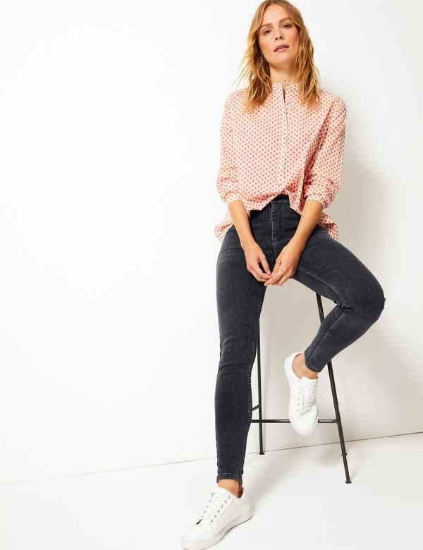 2e798000a51388 Authentic Stretch Skinny Leg Jeans