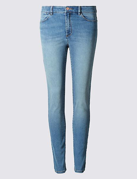 Sculpt & Lift Skinny Leg Jeans