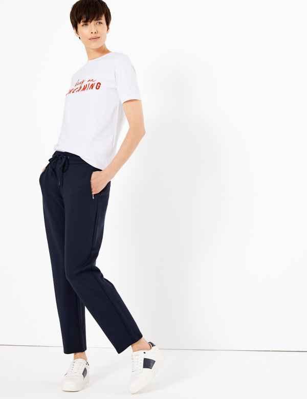 59acc05ac Womens Joggers Trousers   Jogging Bottoms & Pants   M&S