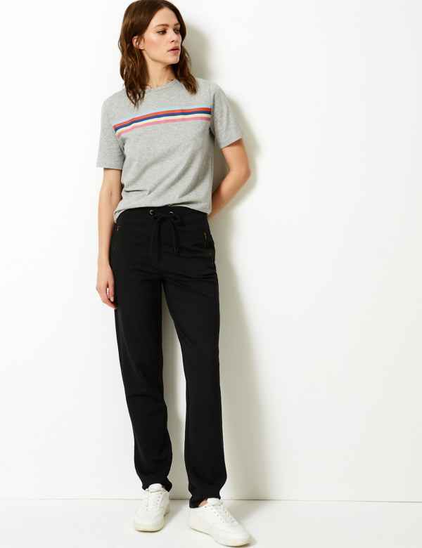 f4519185 Womens Joggers Trousers | Jogging Bottoms & Pants | M&S