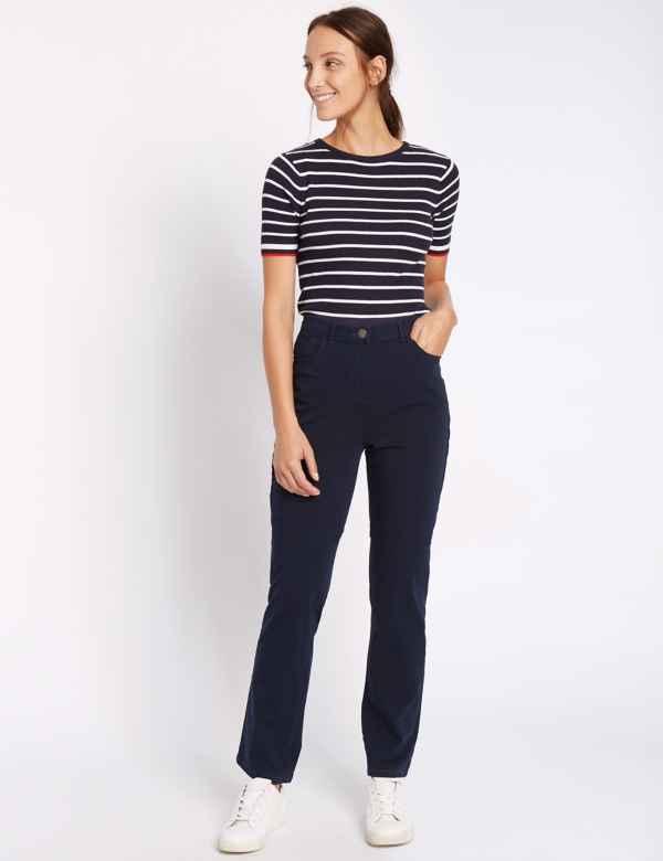 f3eebda830e Trousers, Chinos & Leggings | Women | M&S IE