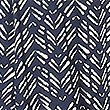 Chevron Jersey Peg Trousers, NAVY MIX, swatch