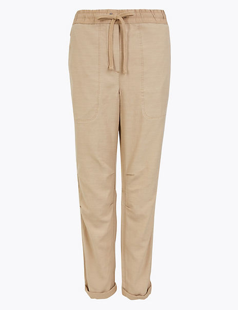 Slub Tencel ™ Trousers