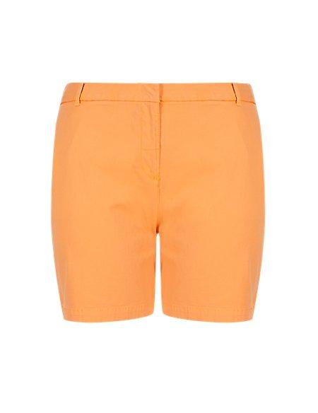 PLUS Cotton Rich Chino Shorts