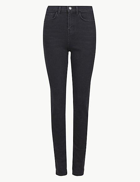 360 Contour Mid Rise Slim Leg Jeans