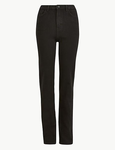 Corduroy Straight Leg Trousers
