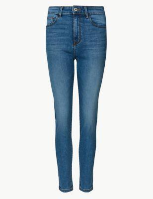 c99960ec6ac2dc Mid Rise Cigarette Jeans £29.50