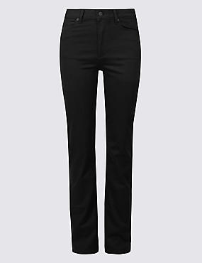 Sculpt & Lift Straight Leg Jeans