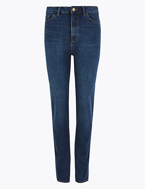 Magic Smooth Straight Leg Jeans
