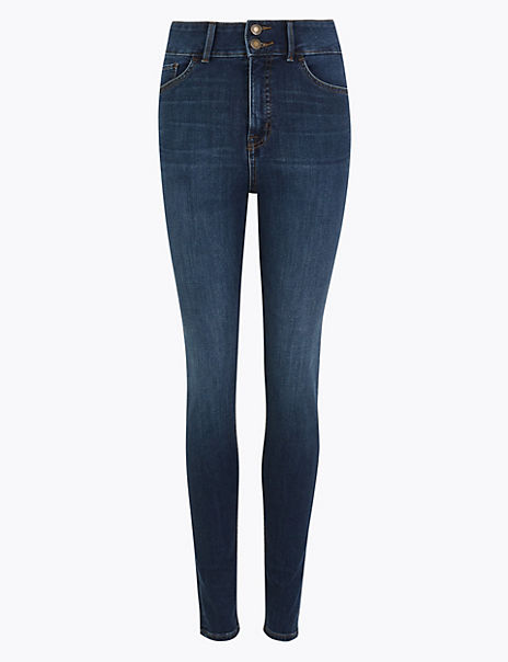 Magic Sculpt High Waist Skinny Jeans