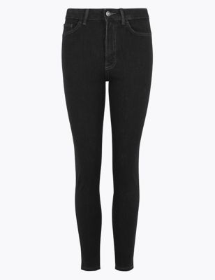 Petite Sculpt & Lift™ Jeans by Marks & Spencer