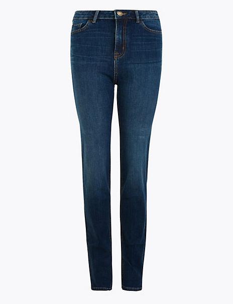 Magic Lift High Waist Skinny Jeans