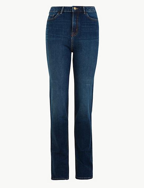 Magic Lift Straight Leg Jeans
