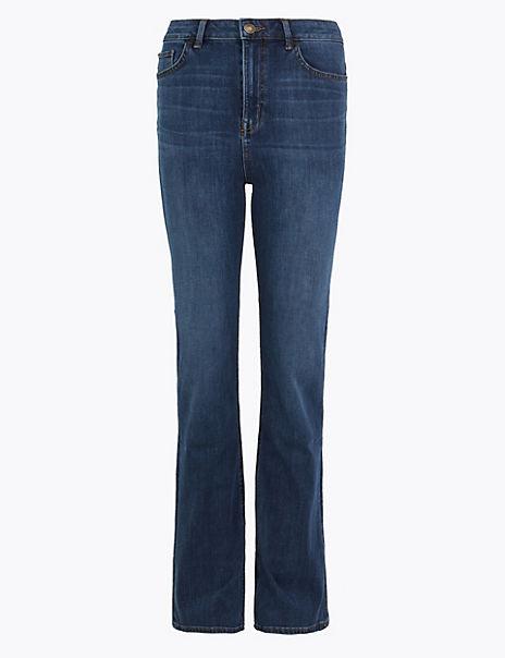 Magic Lift Bootcut Jeans
