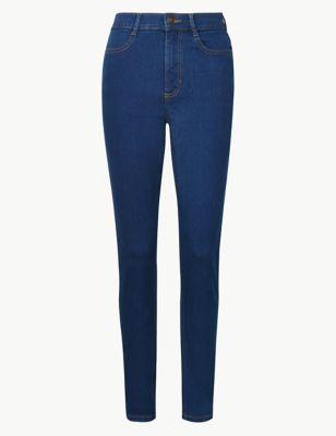 eaab527a83d Mid Rise Skinny Leg Jeans £15.00