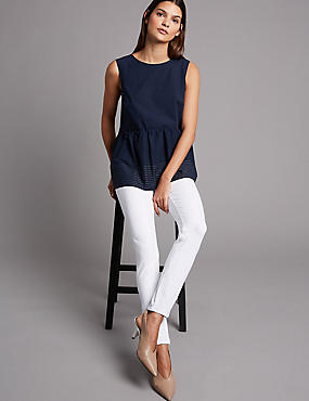 360 Contour Skinny High Waist Jeans