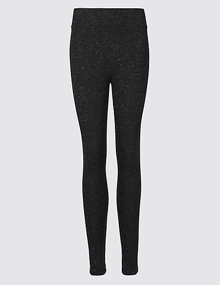 Textured Sparkle Leggings