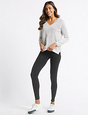Cotton Rich Leggings