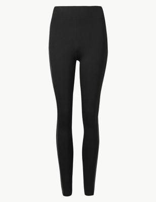 Side Stripe Leggings by Marks & Spencer