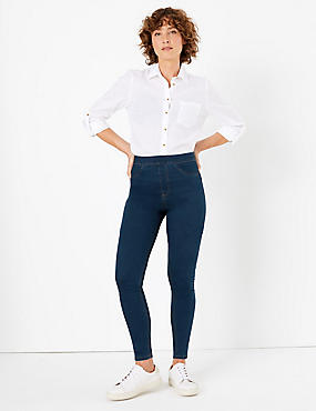 Cotton Rich Jeggings