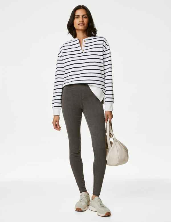 3bf02edb5c4 Womens Grey Jeans   Jeggings