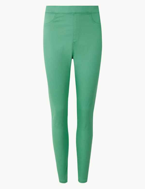 206fae84c29f5 Jeggings For Women | High Waisted & Cropped Jeggings | M&S