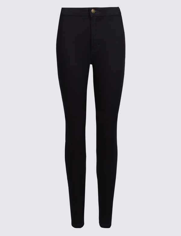 64a0bb8077109e Jeggings For Women | High Waisted & Cropped Jeggings | M&S