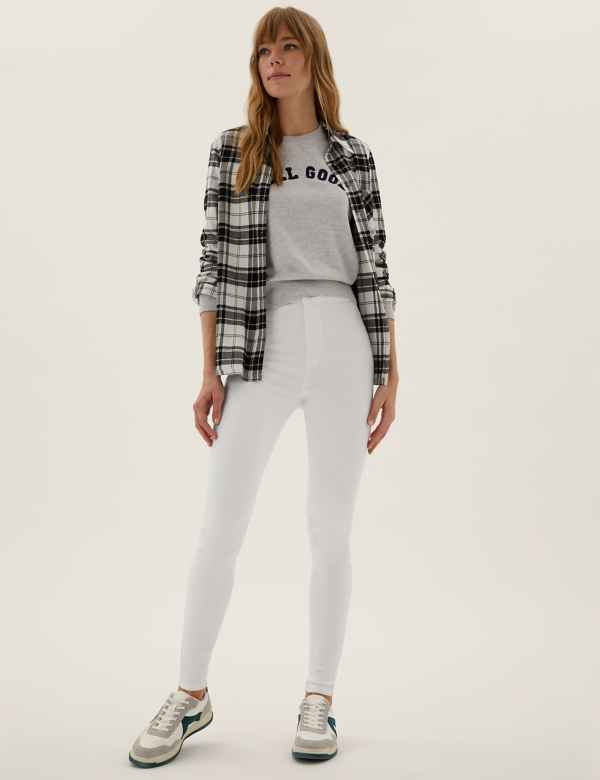 8baa2ca871 Jeggings For Women | High Waisted & Cropped Jeggings | M&S