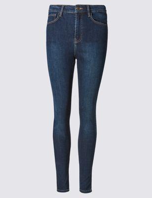 03b6f9231ffe2 High Waisted Skinny Leg Jeans