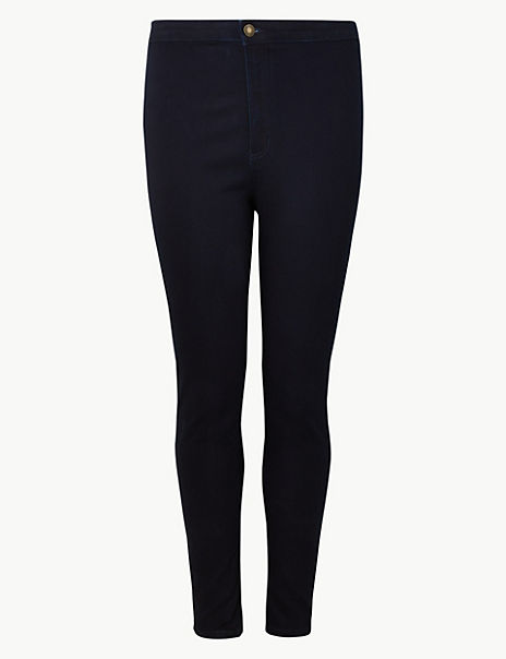 CURVE High Waist Super Skinny Jeans