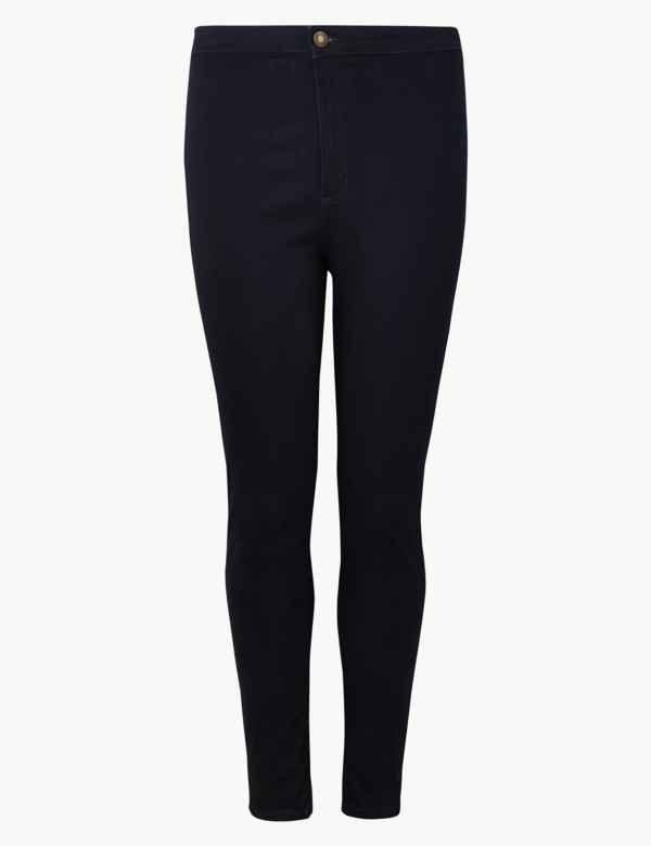 a4c2717a5812 CURVE High Waist Super Skinny Jeans