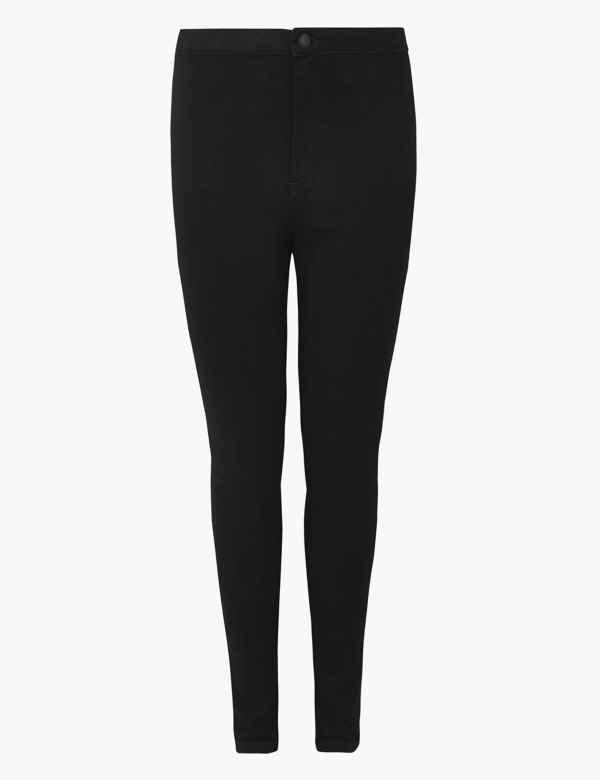 2582438b011f0 CURVE High Waist Super Skinny Jeans