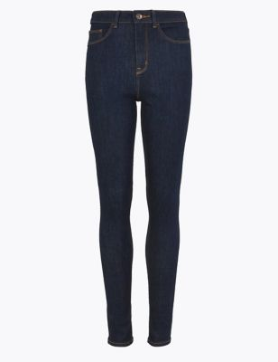 Carrie High Waisted Skinny Jeans