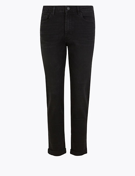 Authentic Relaxed Slim Leg Jeans