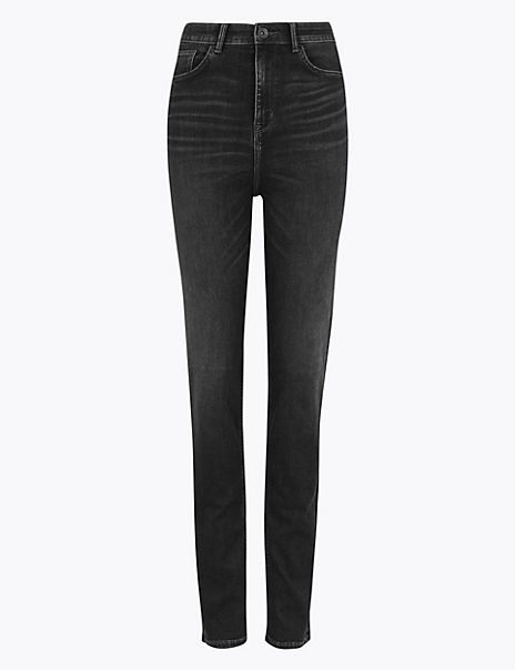 Sophia High Waist Straight Fit Jeans