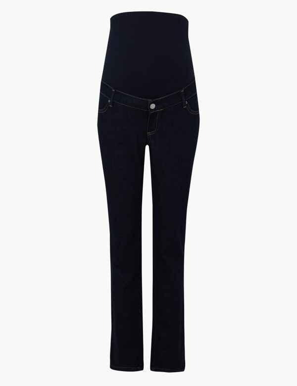 ae65a390d4d Maternity Straight Leg Jeans