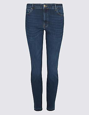 CURVE 360 Contour High Waist Skinny Jeans