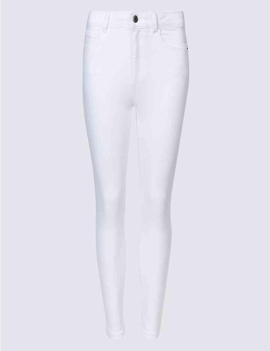 c17839caa33 Mid Rise Super Skinny Jeans
