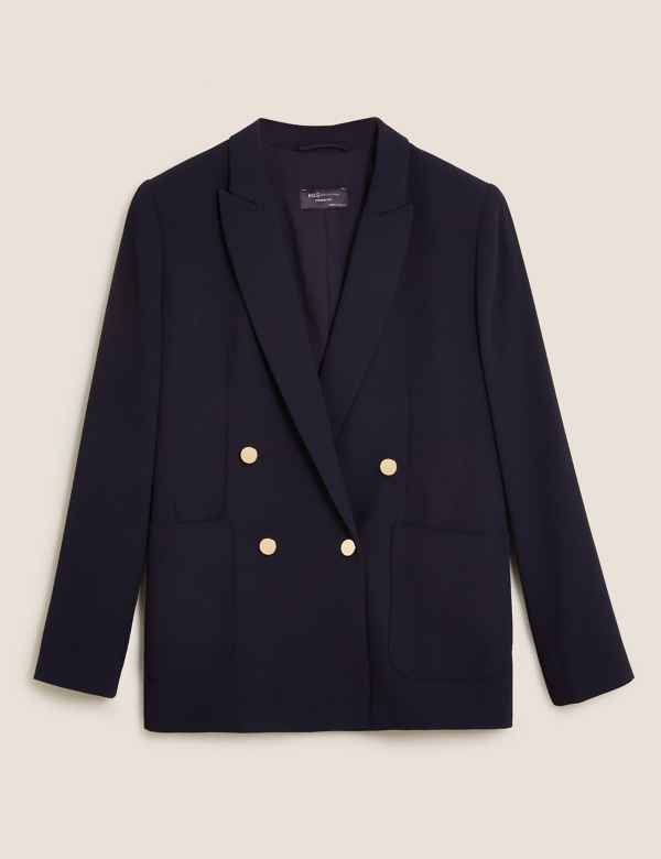 4ea7def50 Women's Jackets & Blazers | Embroidered Jackets | M&S