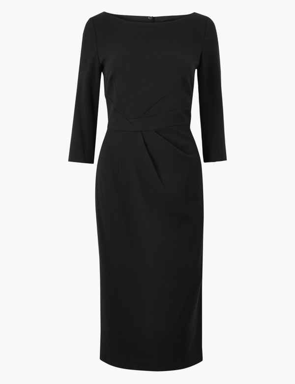 00ad1ef9d58d Black Dresses | Plain, Simple & Elegant Womens Dress| M&S