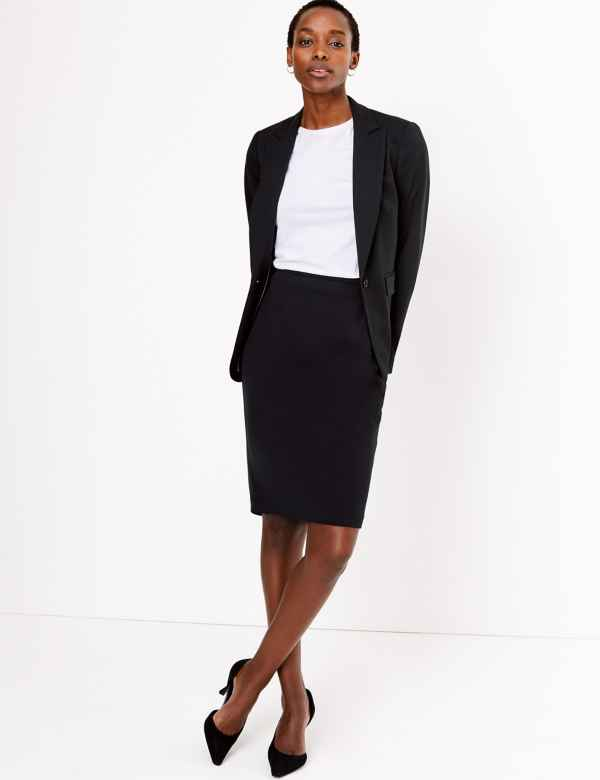 f8e432f58d Pencil Skirts | Leather & Tight High Waisted Skirt | M&S