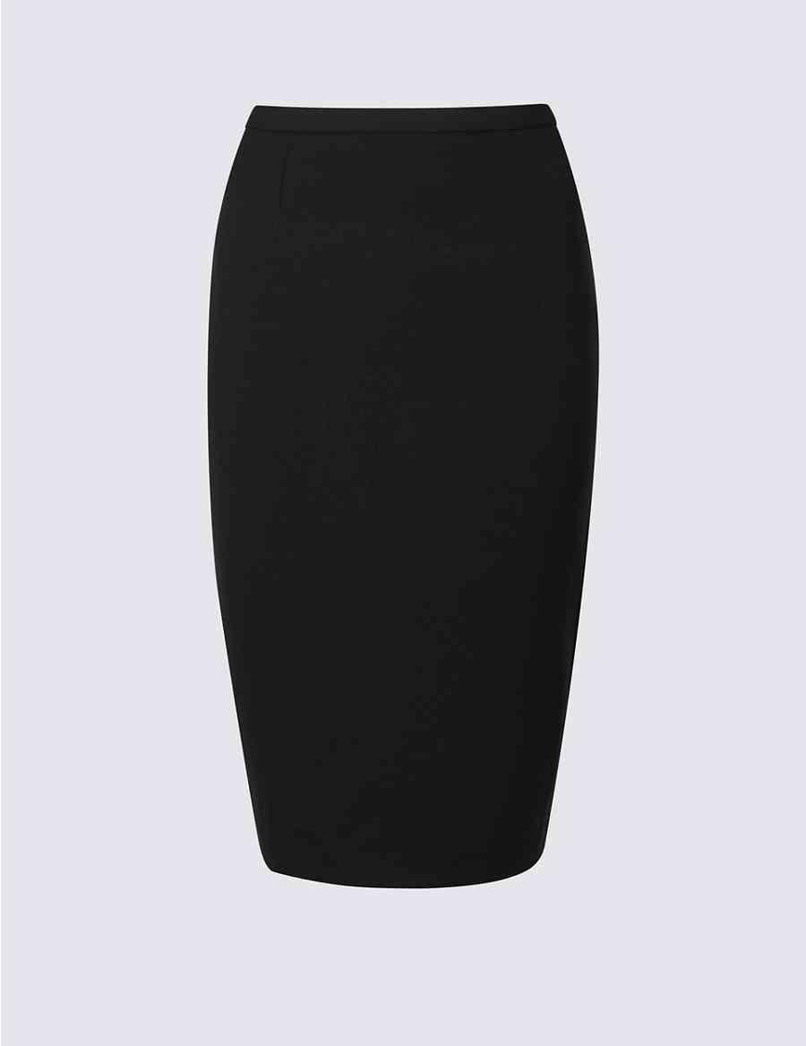c933b6f9220c4 Tailored Fit Pencil Skirt