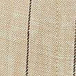 Short 100% lin à rayures, MULTI/BEIGE PEAU, swatch